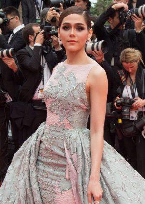 Araya A. Hargate - 'The BFG' Premiere at 2016 Cannes Film Festival