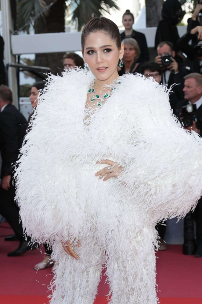 Araya Hargate - 'Ash Is The Purest White' Premiere at 2018 Cannes Film Festival