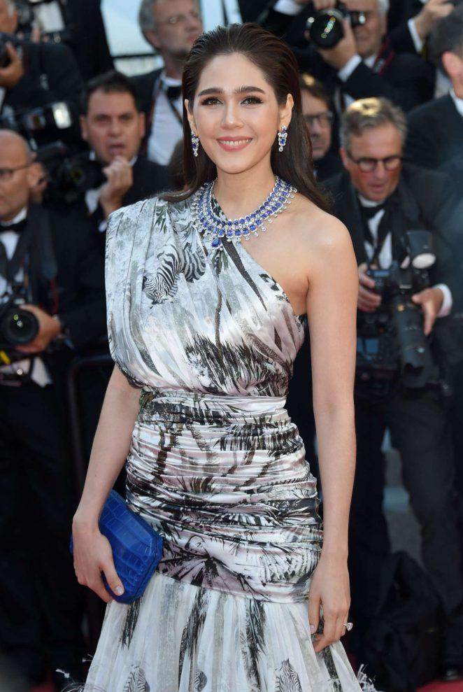 Araya Hargate - 'Girls Of The Sun' Premiere at 2018 Cannes Film Festival