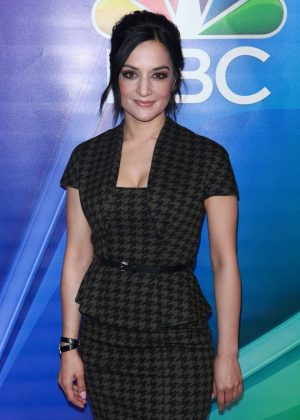 Archie Panjabi - NBC Mid Season Press Day in New York