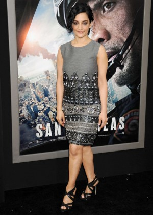 Archie Panjabi - 'San Andreas' Premiere in Hollywood