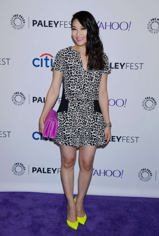 Arden Cho - 2015 PaleyFest in Hollywood