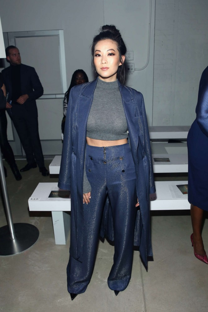 Arden Cho - Georgine 2016 Fashion Show in NYC