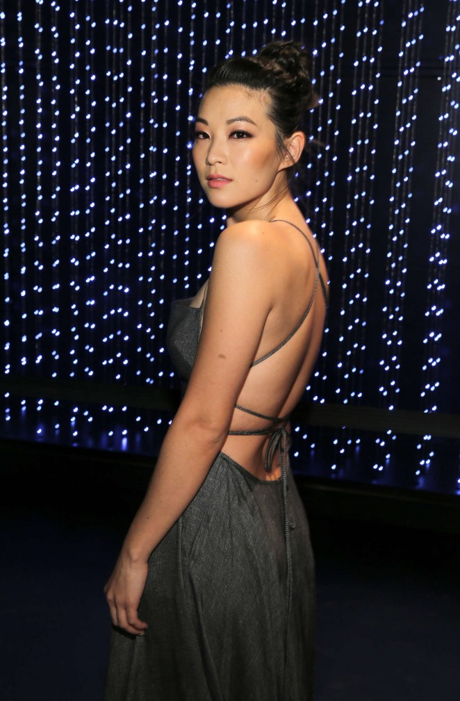 Arden Cho - Milly Fashion Show 2016 in New York