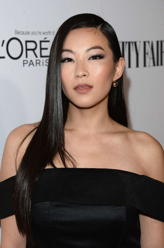 Arden Cho - Vanity Fair L'Oreal Paris and Hailee Steinfeld host DJ Night in West Hollywood