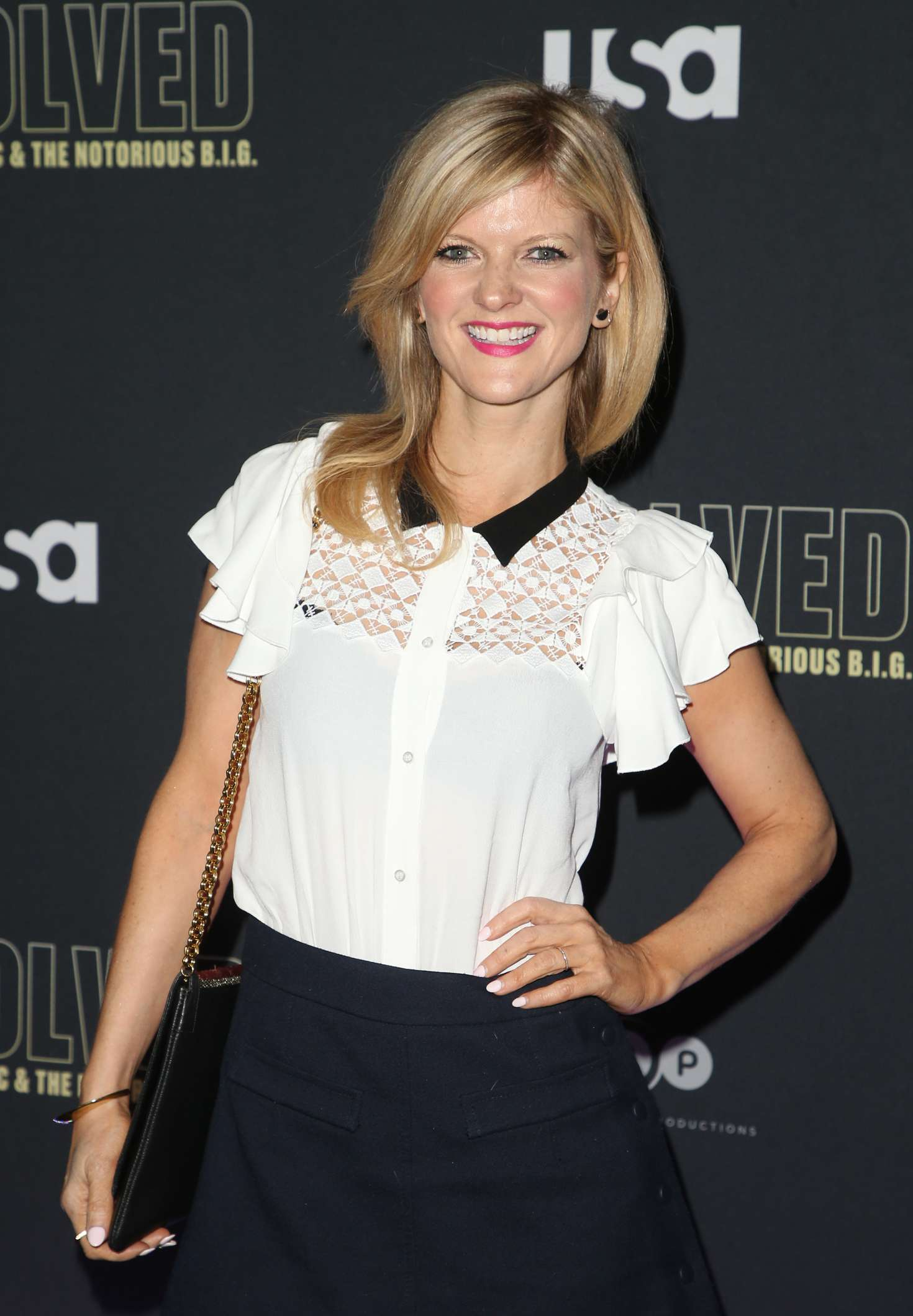 Arden Myrin - 'Unsolved The Murders of Tupac and The Notorious B.I.G.' Premiere in LA