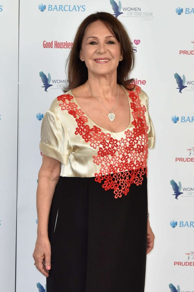 Arelene Phillips - Red Women of the Year Awards 2016 in London