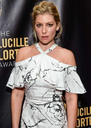 Ari Graynor - 32nd Annual Lucille Lortel Awards in NY