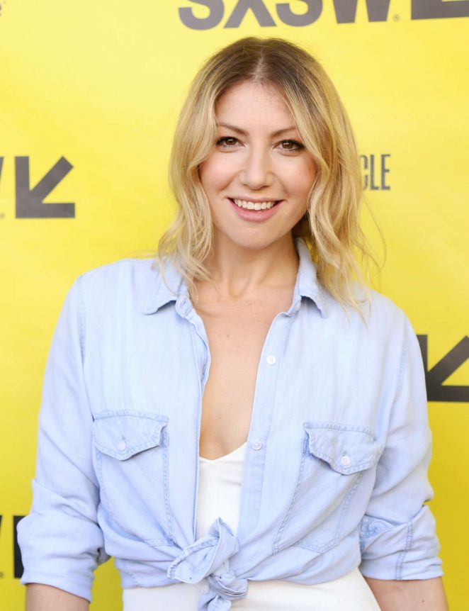 Ari Graynor - 'I'm Dying Up Here' Premiere at 2017 SXSW Festival in Austin