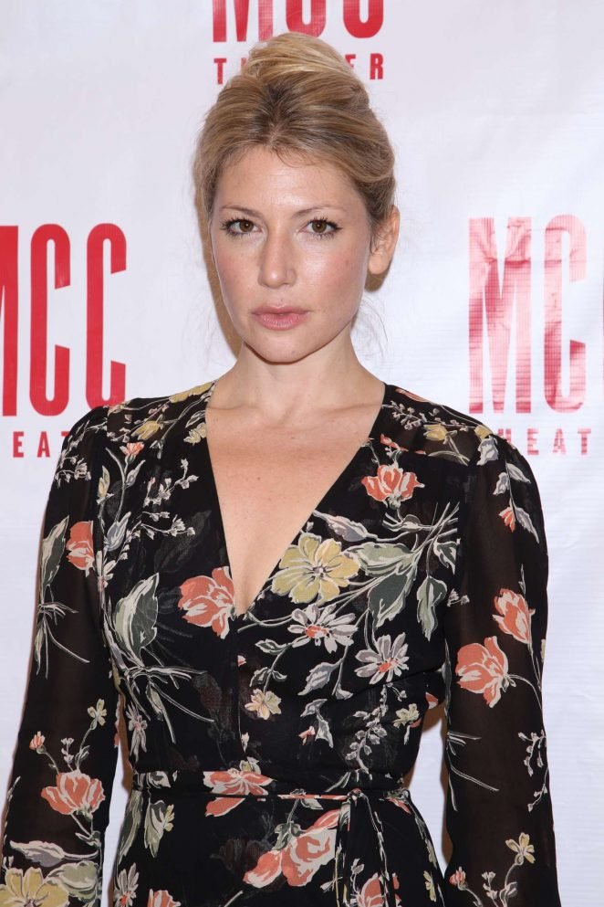 Ari Graynor - MCC Theater Yen Meet and Greet in New York