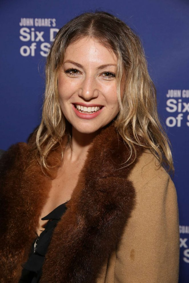 Ari Graynor - 'Six Degrees of Separation' Opening Night in NY