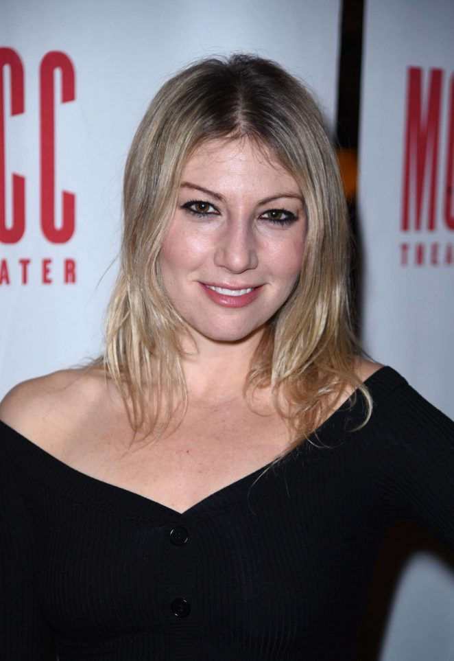 Ari Graynor - Yen Opening Night in New York