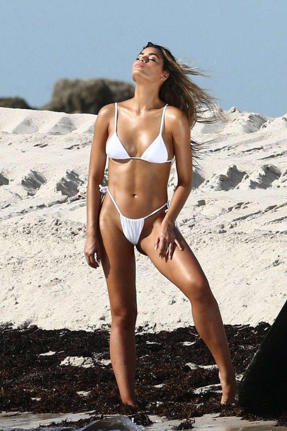 Ariadna Gutierrez - Bikini Photoshoot in Miami