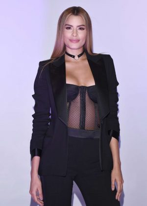Ariadna Gutierrez - 'XXX: The Return of Xander Cage' Photocall in Mexico City