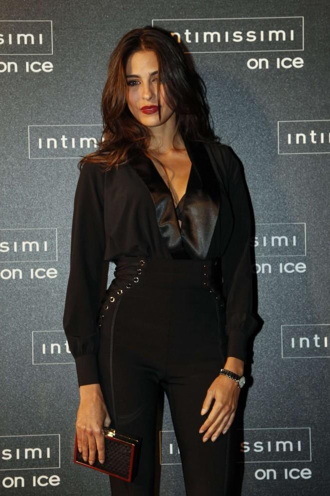 Ariadna Romero - Intimissimi On Ice 2015 in Verona