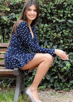 Ariadna Romero - 'Ovunque tu sarai' Photocall in Rome