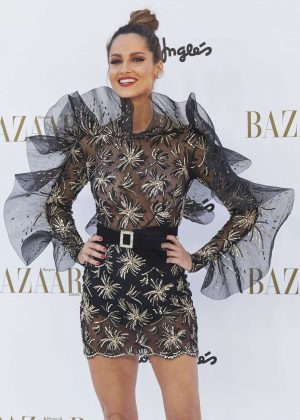 Ariadne Artiles - 150th Anniversary of Harper's Bazaar Party in Madrid