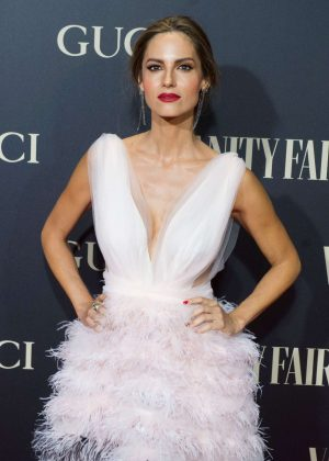 Ariadne Artiles - Vanity Fair Personality of the Year Awards 2018 in Madrid