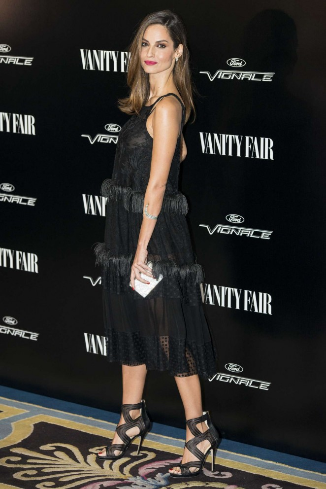 Ariadne Artiles - Vanity Fair Personality Of The Year Gala 2015 in Madrid