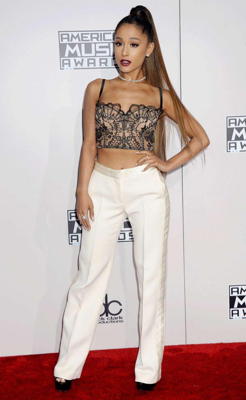 Ariana Grande - 2016 American Music Awards in Los Angeles
