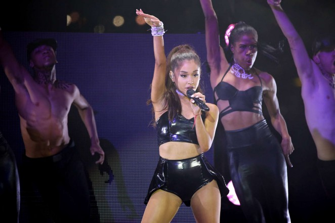 Ariana Grande: 2015 NYC Pride Dance On The Pier -11
