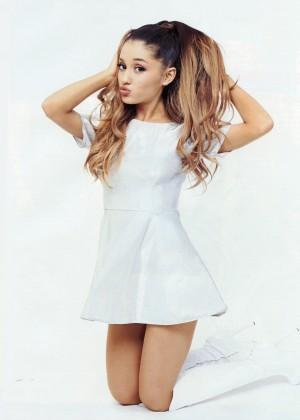 Ariana Grande - INROCK Japan Magazine (September 2014)