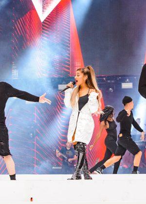 Ariana Grande: Performs at Summertime Ball -08   GotCeleb