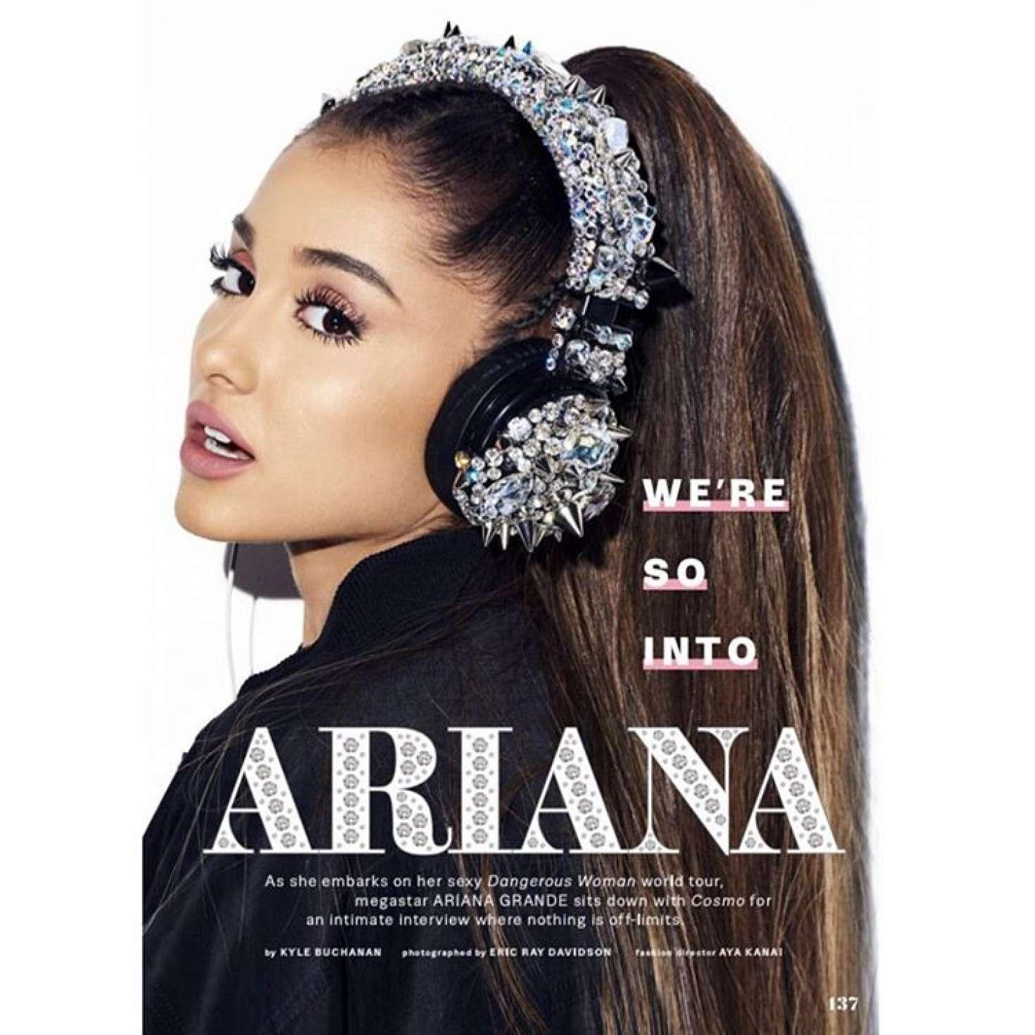 Ariana Grande: Cosmopolitan 2017 -02 - GotCeleb