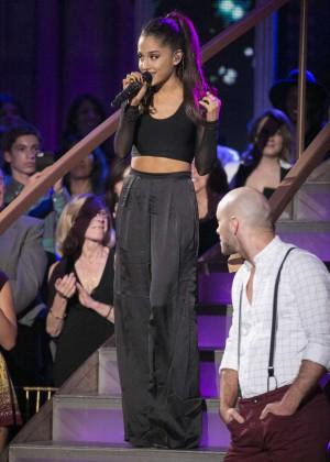 Ariana Grande - Dancing With the Stars Season Finale in LA