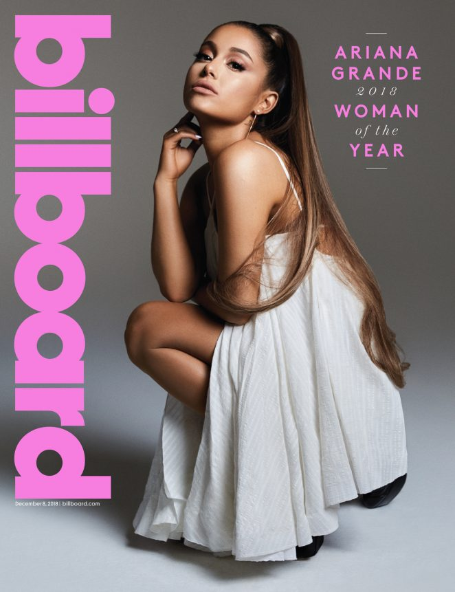 Ariana Grande for Billboard Woman of the Year 2018 -06