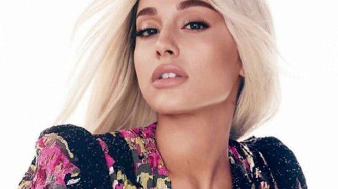 Ariana Grande for Elle US 2018 -02