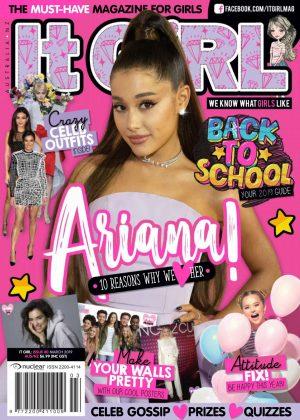Ariana Grande - It GiRL Magazine (March 2019)
