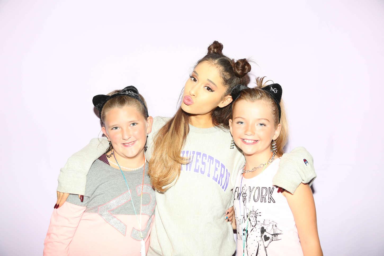 Ariana Grande Meet And Greet In Boise 13 Gotceleb