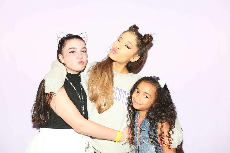 Ariana Grande Meet And Greet In Boise 15 Gotceleb