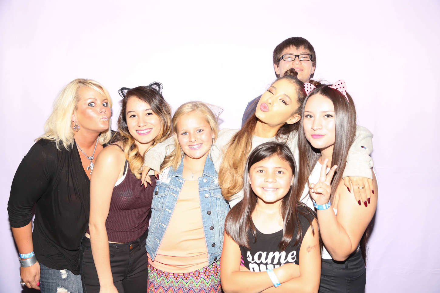 Ariana Grande Meet And Greet Tickets Image Collections Greetings