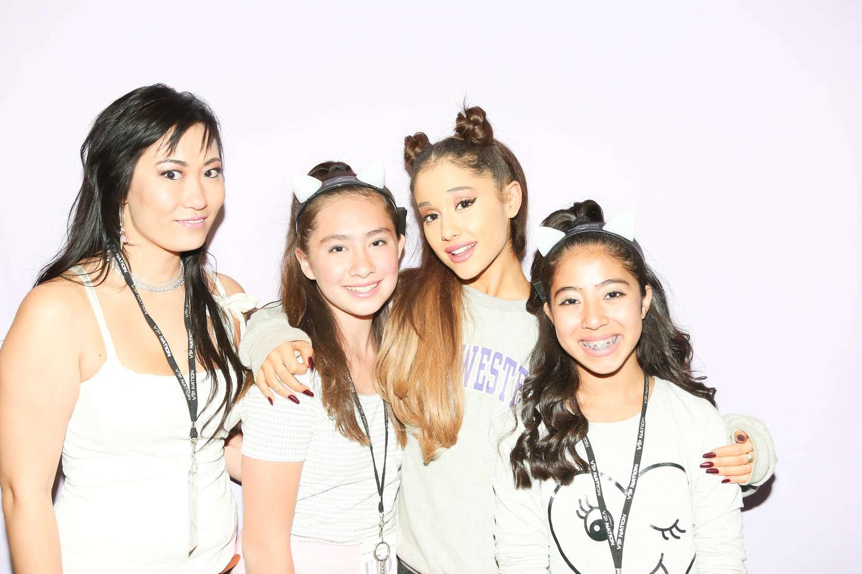 Ariana Grande Meet And Greet In Boise 24 Gotceleb