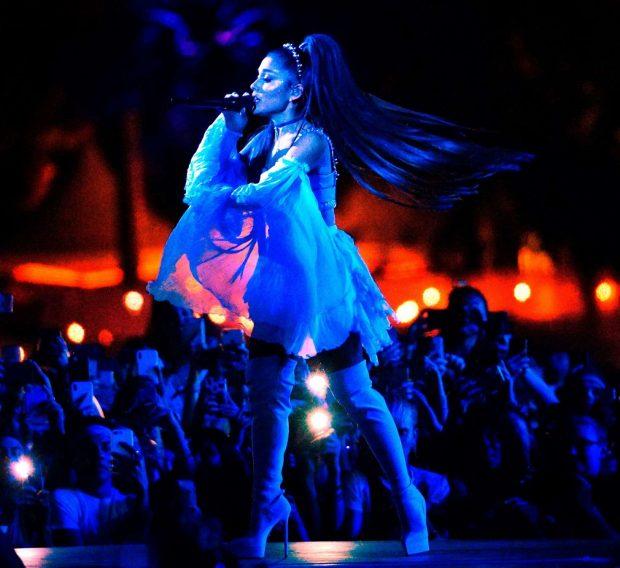 Ariana Grande: Performance at Coachella -01