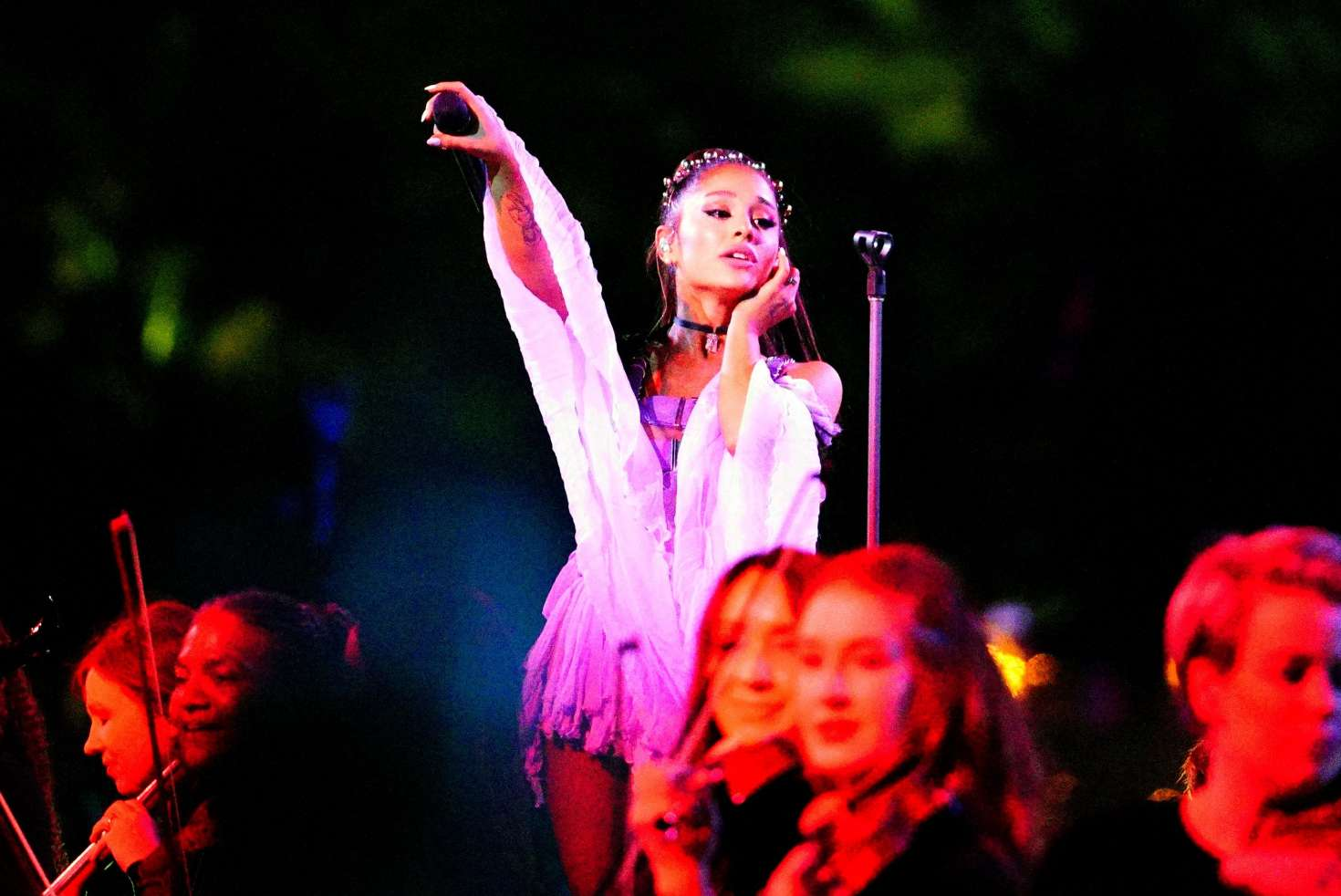 Ariana Grande 2019 : Ariana Grande: Performance at Coachella -08