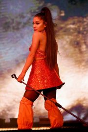 Ariana Grande - Performing at Coachella in Indio