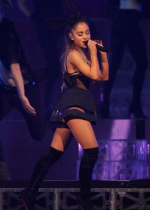 Ariana Grande - Performing in Tampa