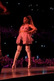 Ariana Grande - Performing live Sweetener World Tour in Amsterdam
