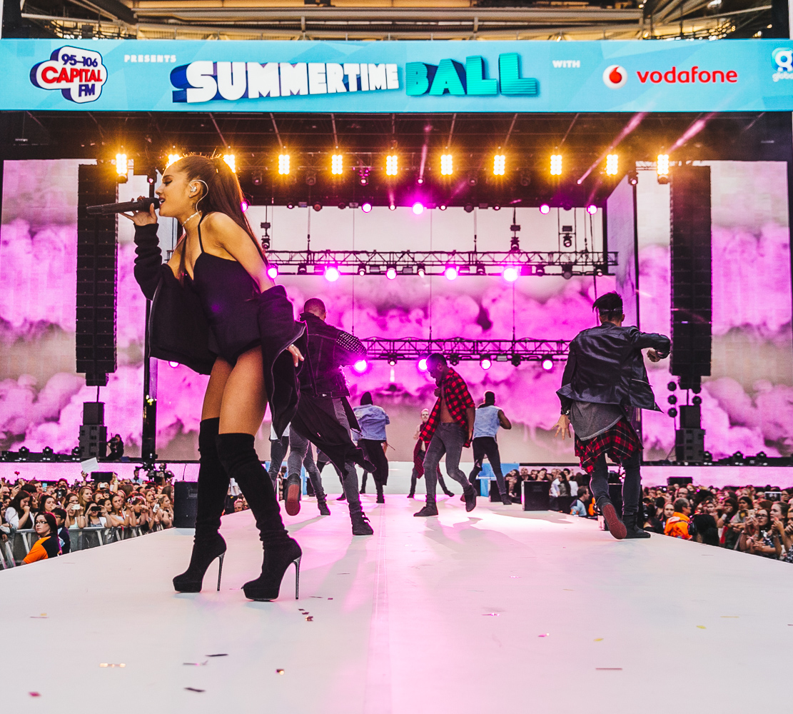 Ariana Grande - Capital FM Summertime Ball 2016 in London
