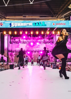 Ariana Grande: Performs at Summertime Ball -02