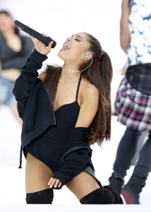 Ariana Grande: Performs at Summertime Ball -03