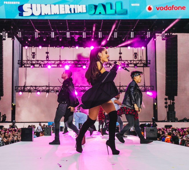 Ariana Grande: Performs at Summertime Ball -04