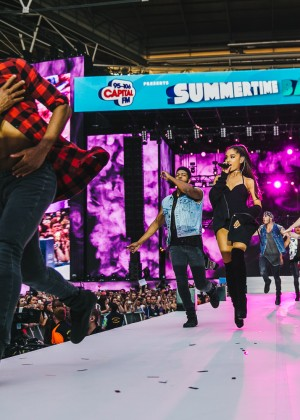 Ariana Grande: Performs at Summertime Ball -05
