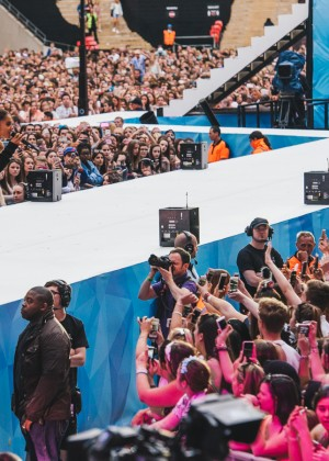 Ariana Grande: Performs at Summertime Ball -07