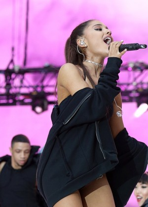 Ariana Grande: Performs at Summertime Ball -08