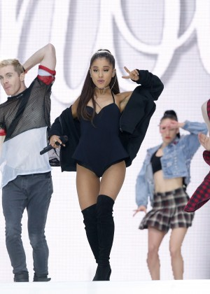 Ariana Grande: Performs at Summertime Ball -09