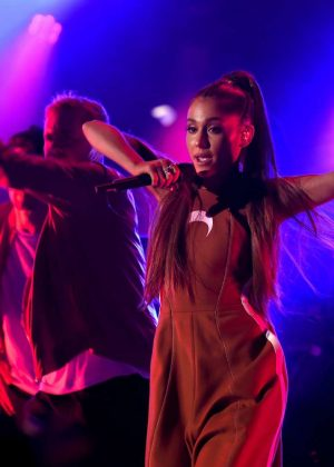 Ariana Grande - Performs at CBS Radio's We Can Survive Concert in Los Angeles